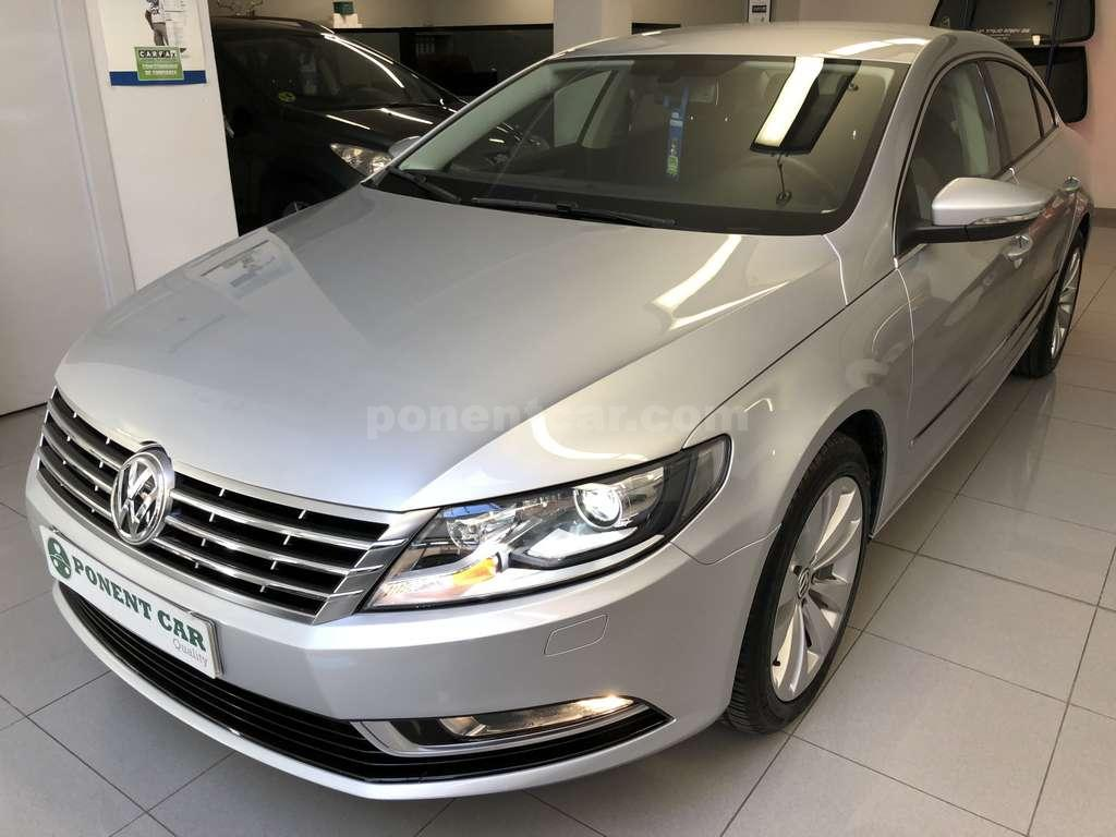 VOLKSWAGEN CC Advance 2.0 TDI BlueMotion. 150cv. diésel.