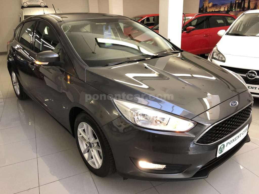 FORD Focus 1.5 TDCi E6 Business 5p. 120cv. Diésel.